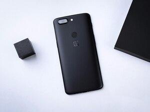 """Image 2 - Original nouvelle Version de déverrouillage Oneplus 5T téléphone Mobile 4G LTE 6.01 """"6 GB RAM 64GB double carte SIM Snapdragon 835 Smartphone Android"""