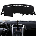 Dashboard Cover Dash Mat Sun Shade Carpet Avoid Light Pad Car Fit For Kia Sportage Auto accessories