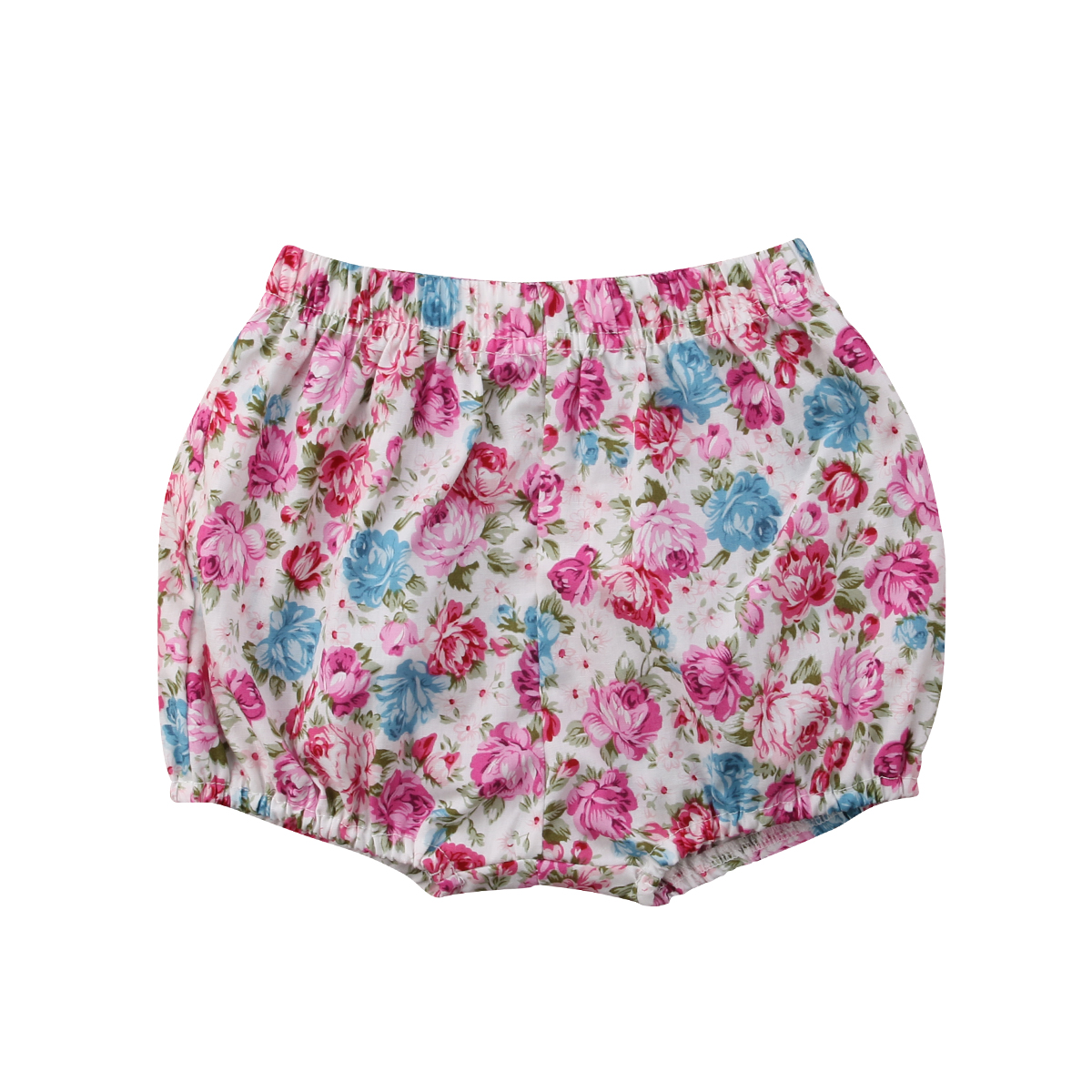2019 pudcoco For Baby Girls   Shorts   Bloomers Floral Ruffle Toddler Shorty Summer Autumn Lucky Newborn Cherting Child Panties