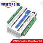 Mach 3 cnc control card 3 axis 4 axis 6 axis XHC MK4 CNC Mach3 USB port support window 7 systerm