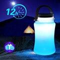 Многофункциональный солнечный палаточного городка лампа аккумуляторная супер свет водонепроницаемый наружного освещения СВЕТОДИОДНЫЕ лампы кемпинга