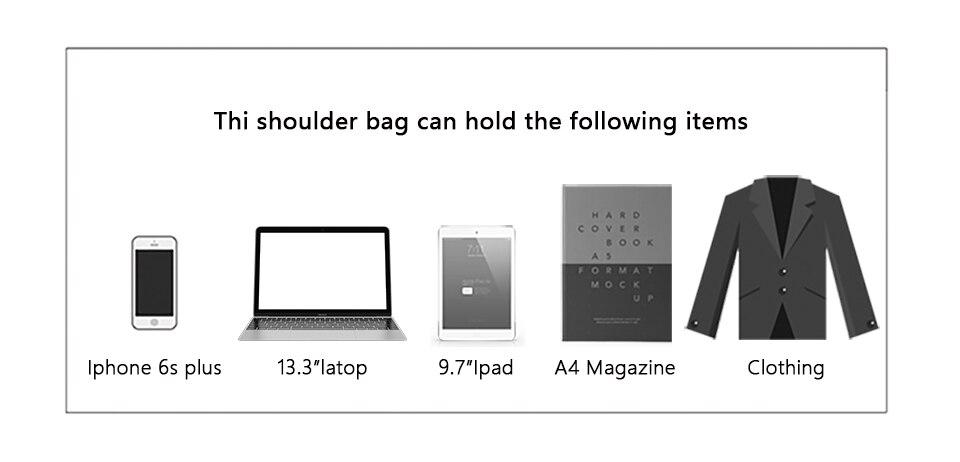 Men \' s Shoulder Bag Male Genuine Leather Crossbody Bags for Men Messenger Bag Casual Vintage Clutch Handbags bolsos 5