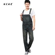 Free shipping 2016 new denim overalls men, trousers suspenders, plus size denim jumpsuit, s m l xl 2xl 3xl 4xl