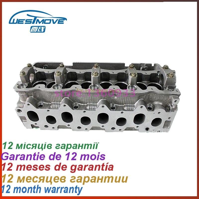 Culasse pour Fiat Ducato 2799CC 2.8 TDI SOHC 8 V 1996-moteur: 8140.23 8140.43 Sofim 99443889 99432835
