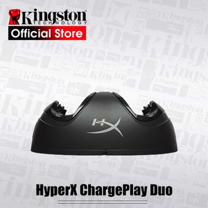 Image 1 - Kingston HyperX ChargePlay Duo wireless controller Charging Station for PS4 Gamepad