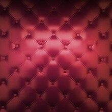 Laeacco Vinho Tinto Cabeceira de Cama Padrão de Diamante Quadrado Fundos Fotográficos Personalizados Fotografia Backdrops Para Estúdio de Fotografia