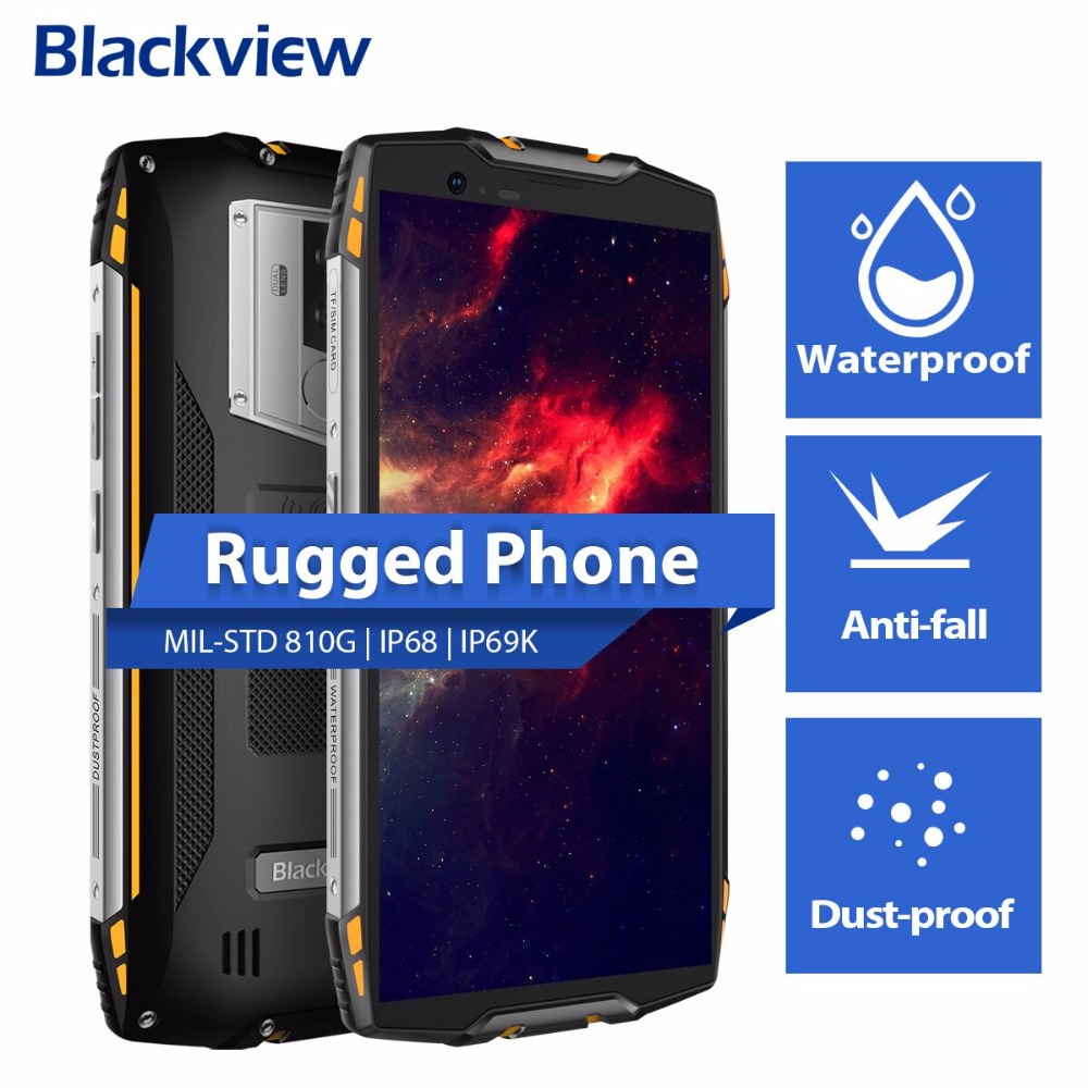 Blackview BV6800 Pro Cell phone 5.7