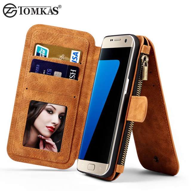 coque samsung galaxy s7 edge portefeuille