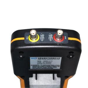 Image 4 - Jinhan JDS2022A цифровой Ручной осциллограф 2 канала 20 МГц Автомобильный осциллограф Полоса пропускания 200 Мвыб/с Частота выборки