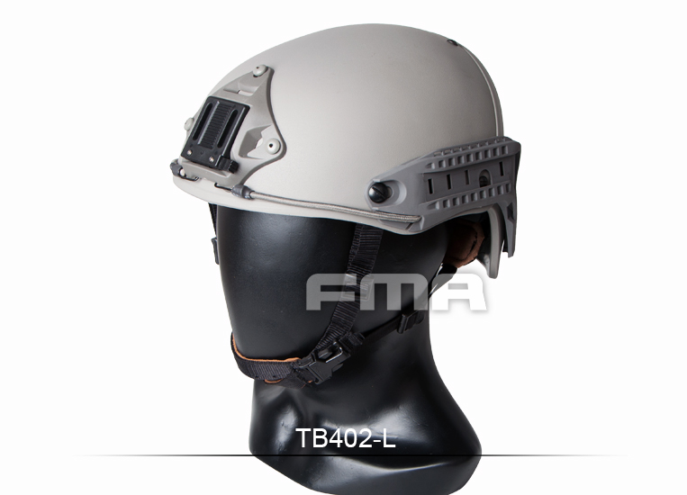 FMA Tactical Helmet Airsoft Paintball Sports Gear  Head Protector  with Night Vision Sport Camera Mount For Camping Hunting fma maritime helmet multicam black tb1084