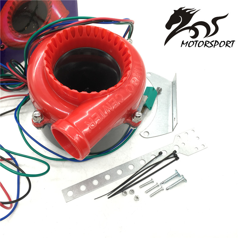 Electronic Blow Off Valve come with turbo sound for General cars without turbo