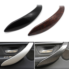 Car Interior Door Handle Pull Cover Protective Trim For BMW 3 4 Series F30 F31 F32 F33 F34 F35 F36 F80 F82 F83 2013 2014 - 2019