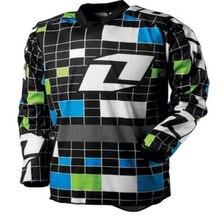 2018  Equipo Moto hot Jersey MX MTB Off Road Bicicleta de La Bicicleta DH Jersey BMX Motocross Jerseys shirt
