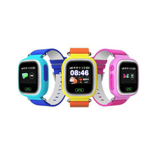 A5 GPS Kid Smart Watch Two Way Voice SOS Call Wristwatch Location Finder Locator Tracker for Child Anti Lost Monitor Baby