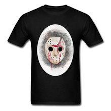 1cace58dd1e4 Jason Tshirt Fashion Normal T Shirt Crew Neck Valentine Day Full Scorpion  Ahegao Sleeve T-Shirt for Men Customized Tee Shirt