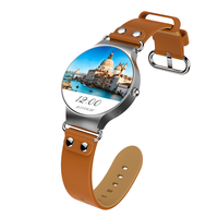 DHL Fast Shipment Smochm SK98 Wifi GPS SIM Card Bluetooth Smart Watch MTK6580 RAM 512M 3G
