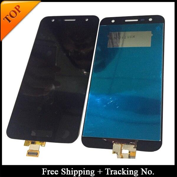 100% テスト Lg K10 パワー Lcd Lg k10 電源 m320 ディスプレイ液晶画面タッチデジタイザーアセンブリ