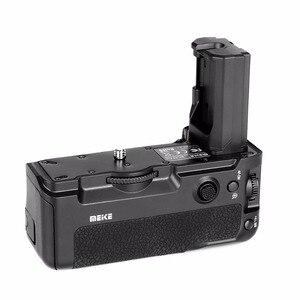 Image 3 - Meike MK A9 pro battery grip 2.4 ghz controle remoto para vertical função de disparo para sony a9 a7riii a7iii a7 iii câmera