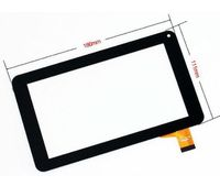 Original New Touch Screen 7 Zifro ZT 7000 Tablet Touch Panel Digitizer Glass Sensor Replacement Free