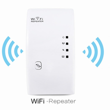 Original WIFI Repetidor Inalámbrico a 300 Mbps WiFi Range Extender Señal Amplificador de Señal WiFi Fortalecer wi fi Booster 802.11N/B/G