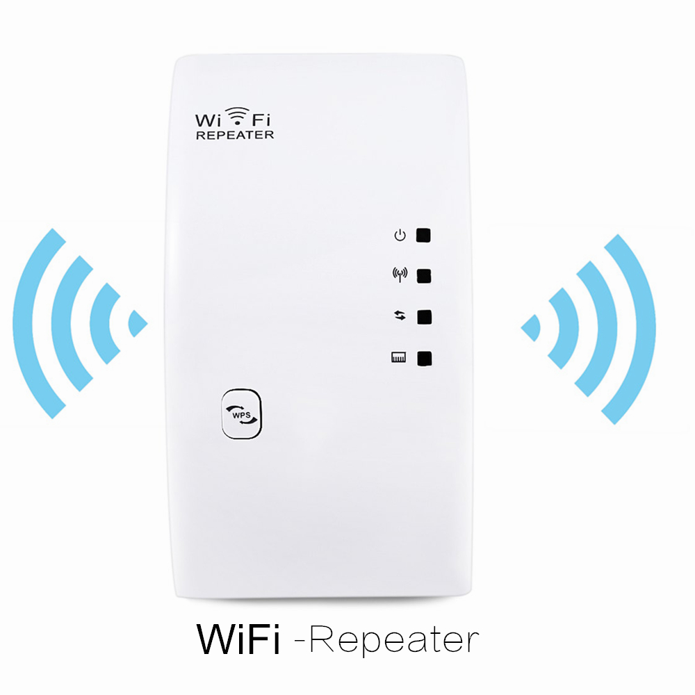 original wireless wifi repeater 300mbps wifi signal range extender wifi signal amplifier. Black Bedroom Furniture Sets. Home Design Ideas