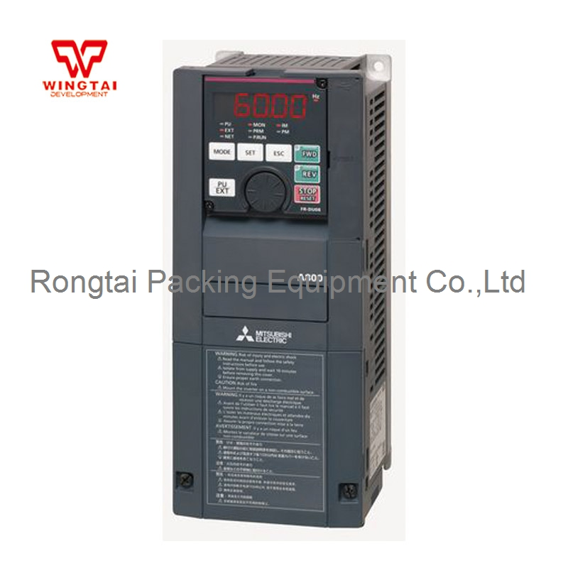 цена на Japan Mitsubishi Three-phase FR-A Series Inverter FR-A840-00023-2-60/FR-A840-00038-2-60 For Printing Machine