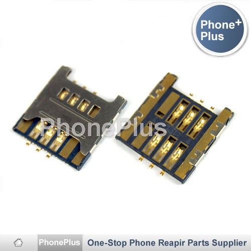 SIM Card Tray Reader Module Holder Replacement High Quality For Samsung S3650 Corby S3850 Corby II