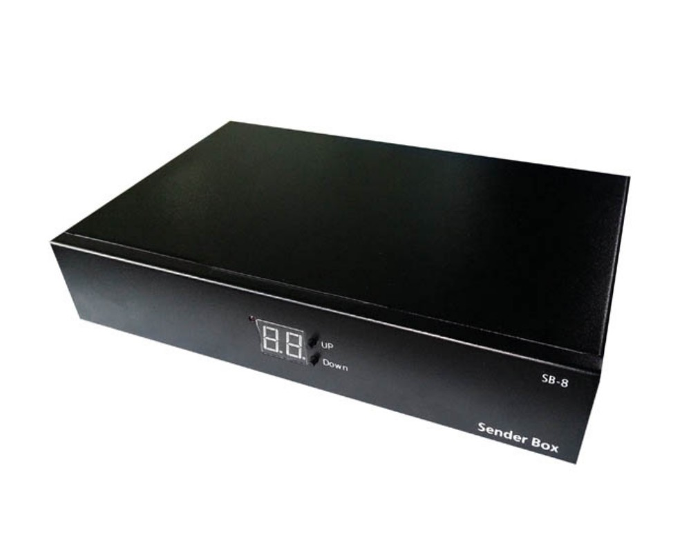 LINSN TS852D led sending box with TS802 sending card