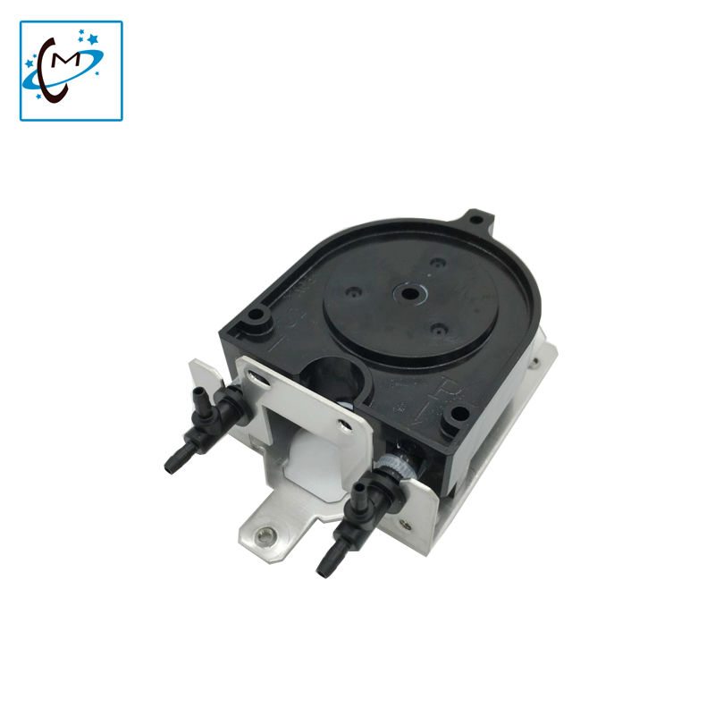 Outdoor large format printer U-shape ink pump for Roland SJ XJ 540 640 740 piezo photo printer micro diaphragn solvent pump dx4 printhead capping station for roland sp 540 vp 540 sj 1000 sj 1045 xj 740 printer cap top