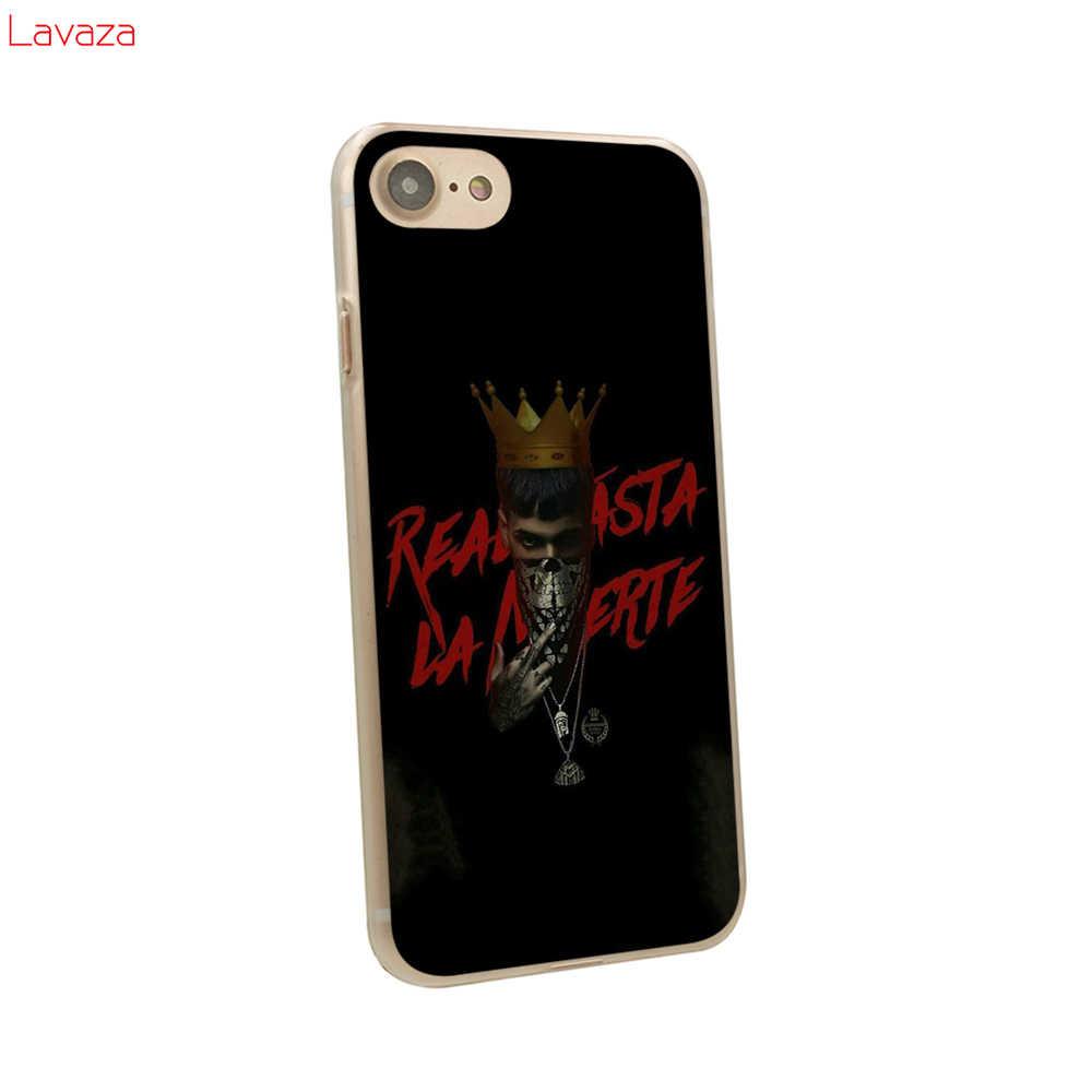 Lavaza Anuel aa FreeAnuel pour Apple iPhone 6 6 s 7 8 Plus X 5 5 S SE pour iPhone XS Max XR Cas