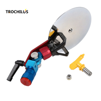 New Profession Airless Spray Gun Accessories Tool With TipNozzle Multi Function Combination 7 8 Airless Paint