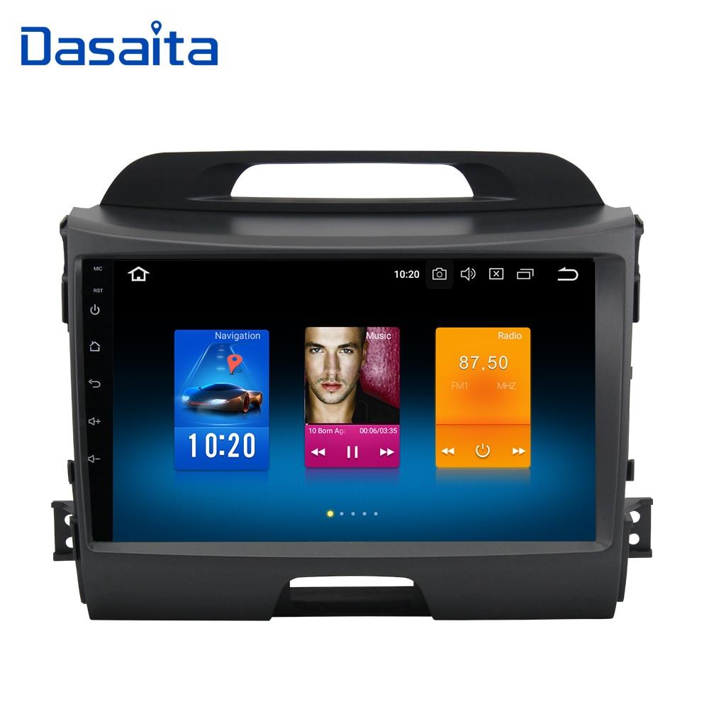 Car 2din android GPS for KIA sportage r 2011 2015 autoradio navigation head unit multimedia 4Gb