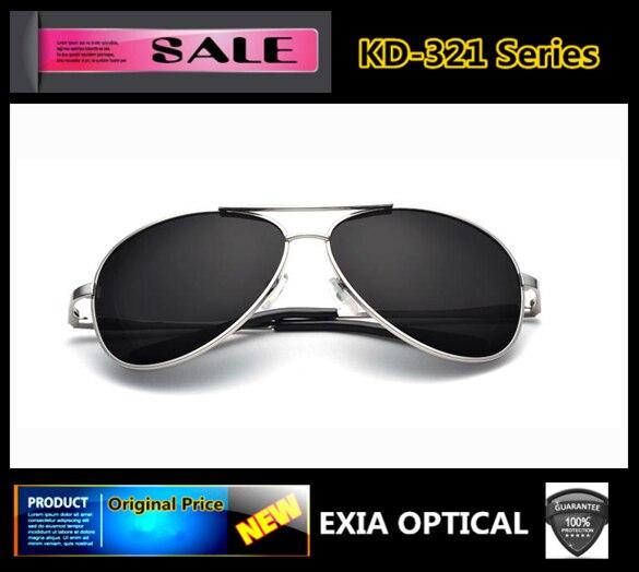 764578c2e3 Polarized Sunglasses Women Prescription Optical Lenses Customized Power EXIA  OPTICAL KD-321