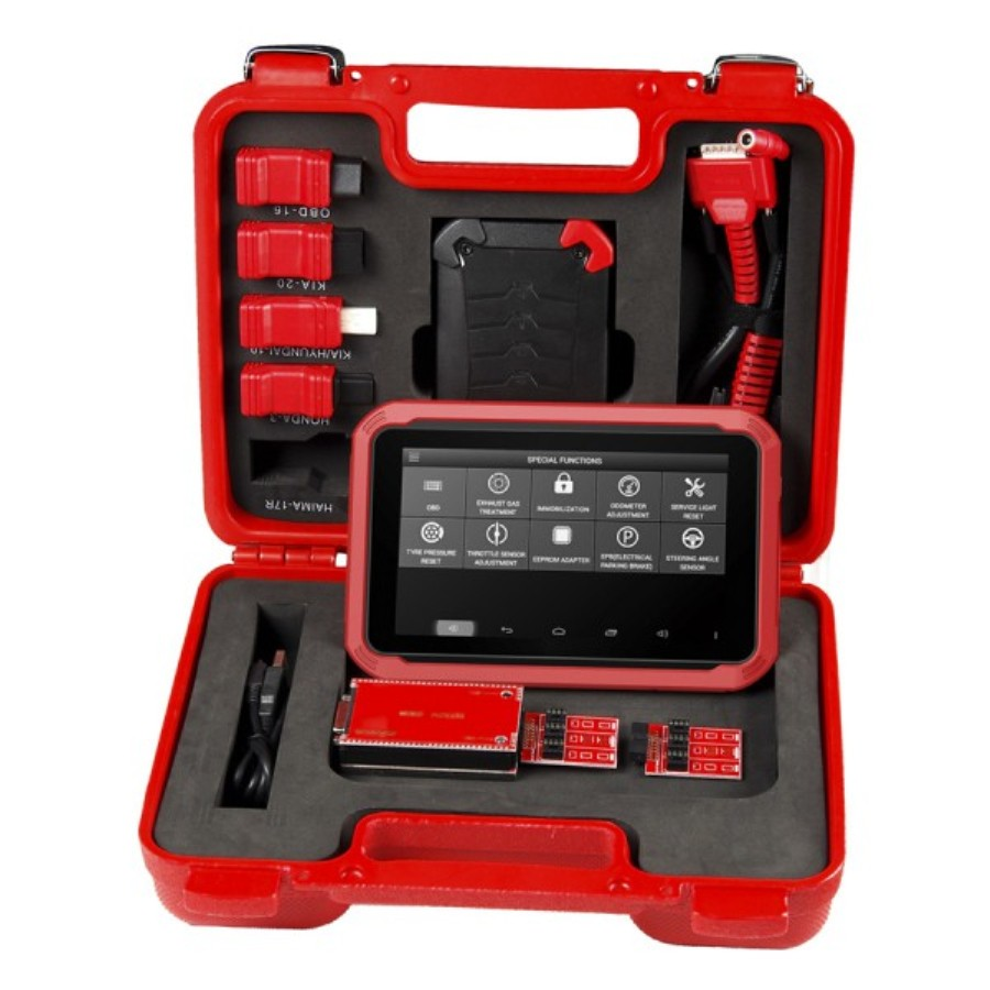 XTOOL X-100 PAD Tablet 17