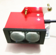 лучшая цена Long distance diffuse reflection photoelectric switch G60-DC03NK infrared sensor 8 meters DC