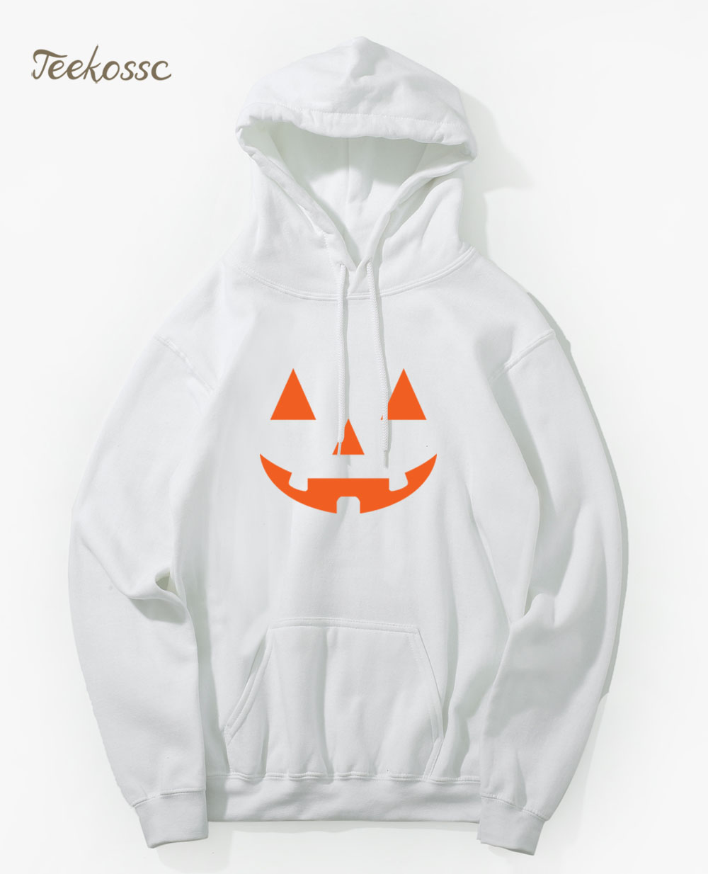 Jack O Lantern Pumpkin Halloween Clothing Hoodies Sweatshirts Men 2018 New Winter Autumn Hooded Hoody Holiday Costumes Hoodie Men's Clothing