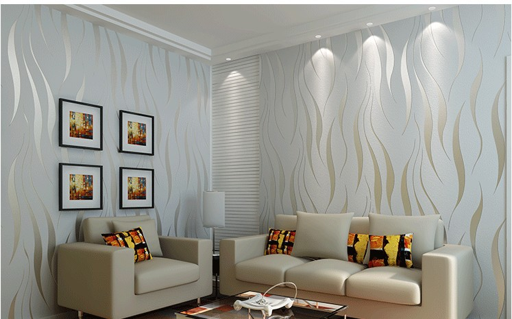 Wallpaper Feature Wall Living RoomThe Best Room Ideas 2017