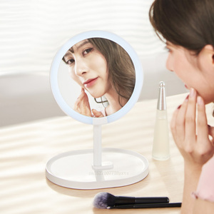 Image 5 - NEW Youpin XY 3 Times Magnifier Make Up Mirrors Mirror Facial Brush Cleansing Home Bathroom Cosmetic Mirror