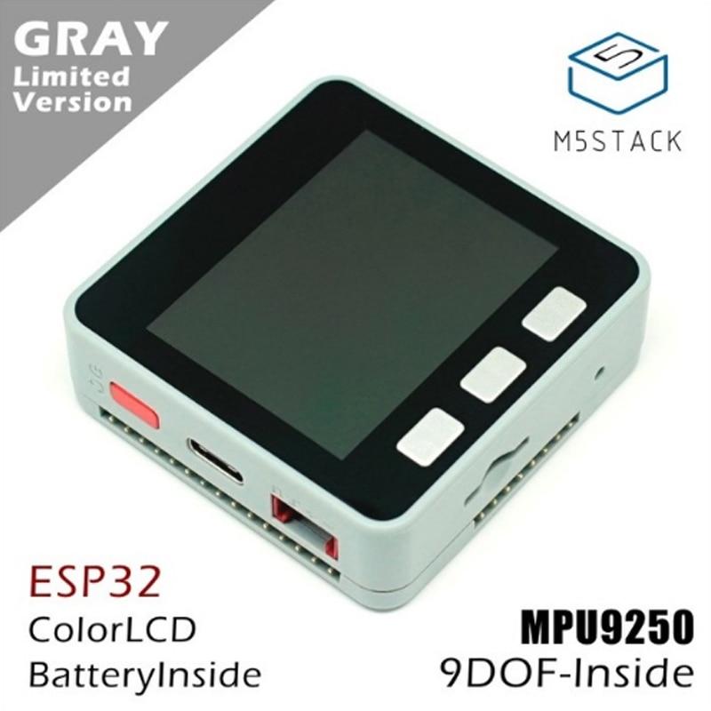 M5Stack Serie ESP32 Mpu9250 9 Axies Sensore di Movimento Nucleo Bordo di Sviluppo di Kit di Sviluppo IoT Estensibile M5Stack per Arduino ZK10