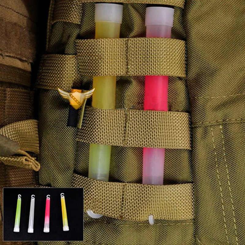 5 sztuk/partia fluorescencyjne światło chemiczne Stick Party na świeżym powietrzu pole Camping światła awaryjne pałeczka fluorescencyjna Luminous przetrwania sygnału