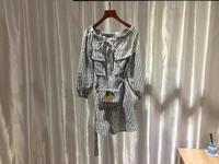 2019 Весна и лето новое пикантное платье на одно плечо Модный комбинезон 0522