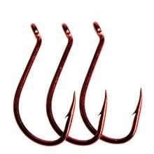 5 pakker / mye mustad kroker for havfiske 92554NPNR #