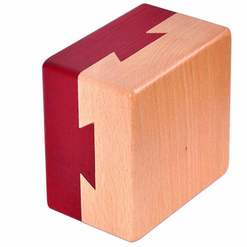 Классический IQ ум деревянная Волшебная коробка игра-головоломка для взрослых детские подарки, креативная головоломка для развития интеллекта игра развивающие игрушки