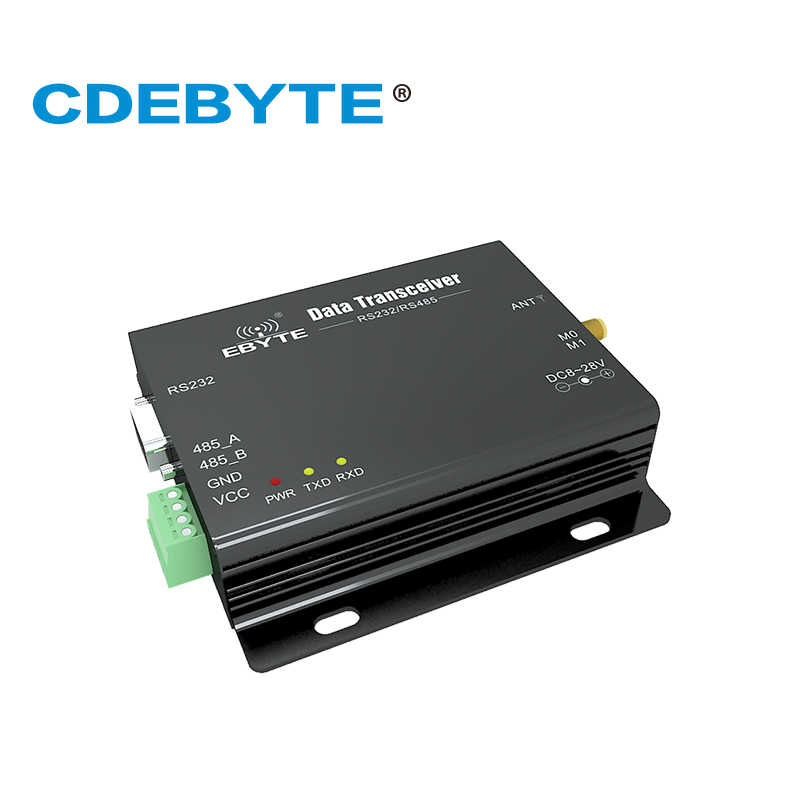 E32-DTU-868L30 Lora Long Range RS232 RS485 SX1276 868 МГц 1 Вт IoT uhf беспроводной приемопередатчик 30dBm радиочастотный приемник