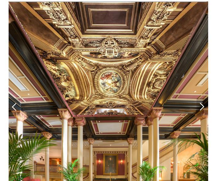 3D Wallpaper Benutzerdefinierte 3d Decke Tapete Wandmalereien Goldene Condole Untersttzt Einstellung Wand Reliefs Wohnzimmer Fototapete