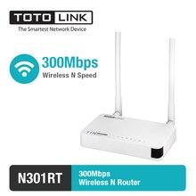Totolink n301rt wireless n 300 мбит ap/маршрутизатор с 2 5dbi съемными антеннами