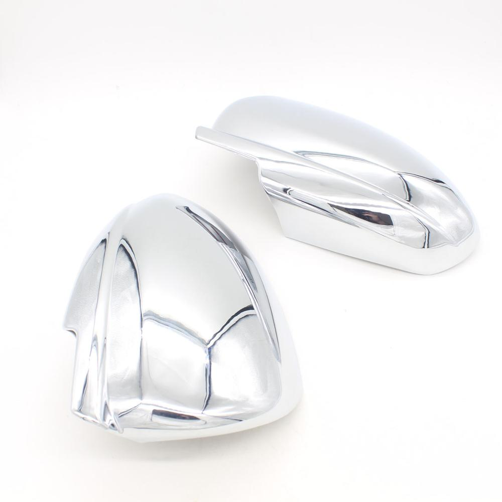 Dongzhen 2X Exterior Accessories Car Styling Side Mirror Cover Rear View Mirror Cover For Chevrolet Cruze 2009-2012 ABS Chrome хромовые накладки для авто dongzhen auto chevrolet cruze 2009 4