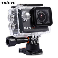 ThiEYE New I60e 4K WiFi 4MP 170 Degree Wide Angle Action Sport Camera Loop Recording 2