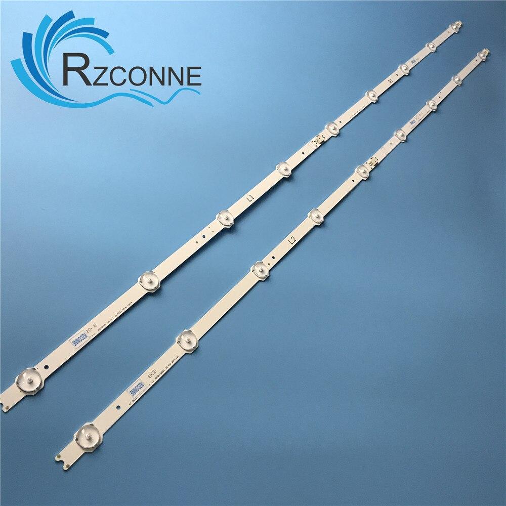 94cm LED Backlight Lamp strip 9leds For LG 47 LCD TV 47LA6200 47LN5400 6916l 1527a 6916l