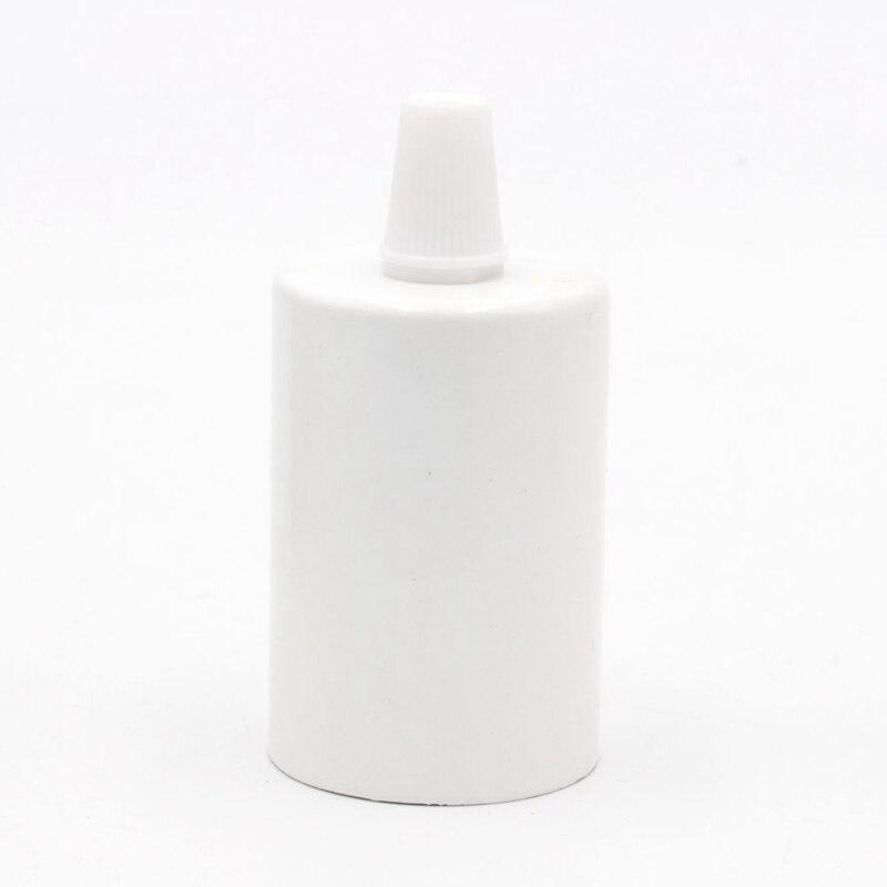 white lamp holder E27